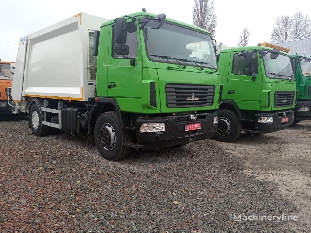 MAZ Musorovoz KARBA 14 m3  camión de basura nuevo