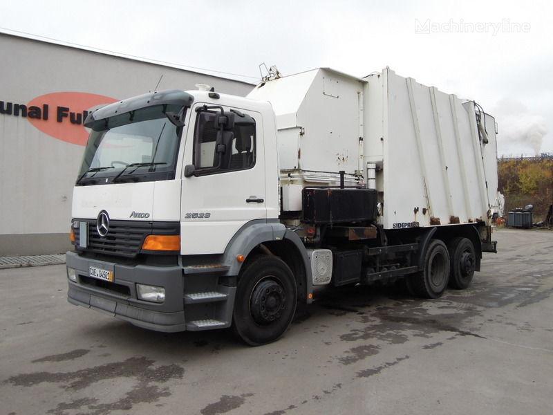 MERCEDES-BENZ Atego 2528 FOR PARTS camión de basura