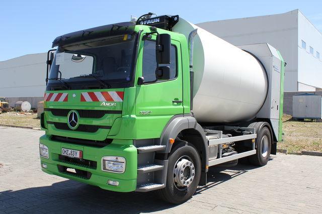 VARZ-MV-1823-16 camión de basura nuevo