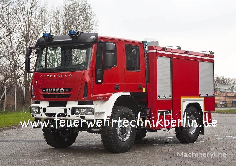 IVECO Eurocargo ML150E28 WS Fahrgestell.: 4x4 Neufahrzeug, Sofort Verf camión de bomberos nuevo