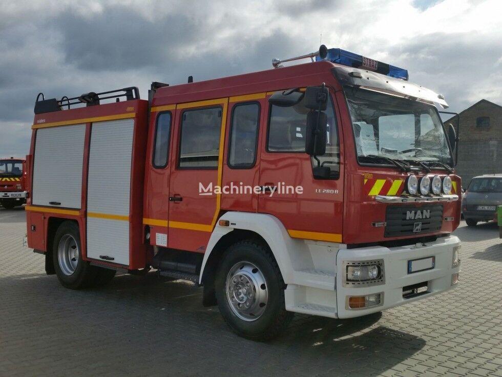 MAN LE280B SIDES GBA 3/20 camión de bomberos