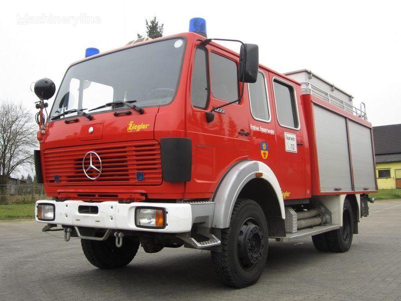 MERCEDES-BENZ 1222 AF camión de bomberos