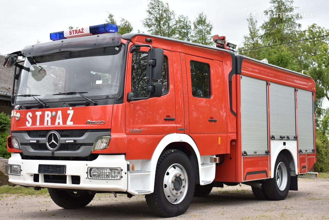 MERCEDES-BENZ ATEGO 1329 GBA 2,5/16 *2015* CNBOP  FIRE TRUCK camión de bomberos