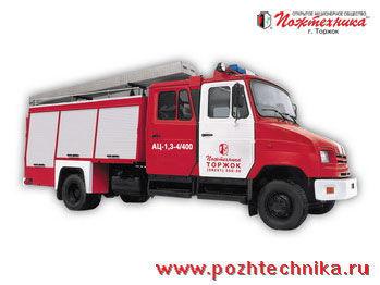 ZIL  AC-1,3-4/400 camión de bomberos