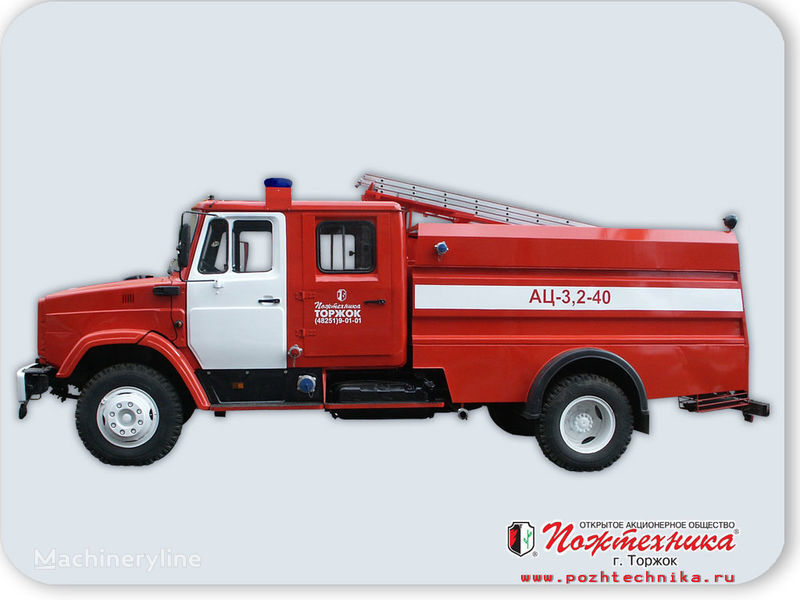 ZIL AC 3,2-40     camión de bomberos