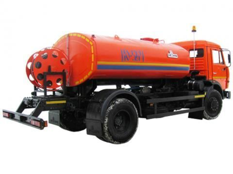 KAMAZ KO-564-20 camion de desatascos