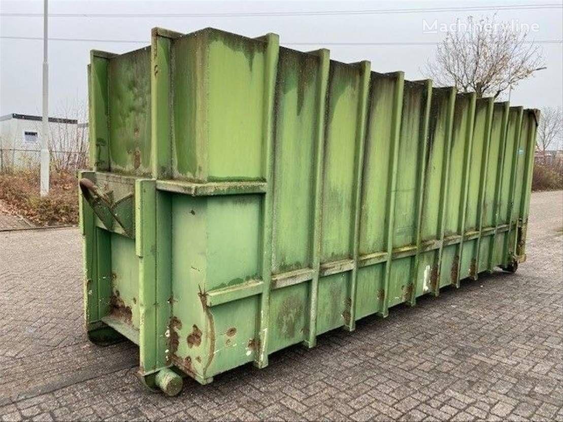 contenedor compactador