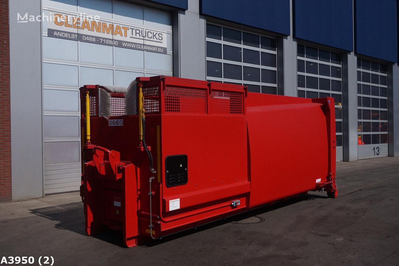 Kiggen 17,5 m3 NEW contenedor compactador nuevo
