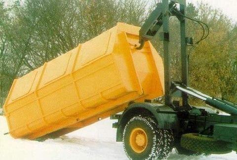 KO-452.01.00.000  contenedor de basura