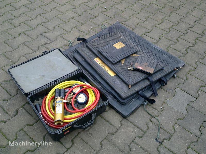 6* RESCUE BAG equipo contra incendios