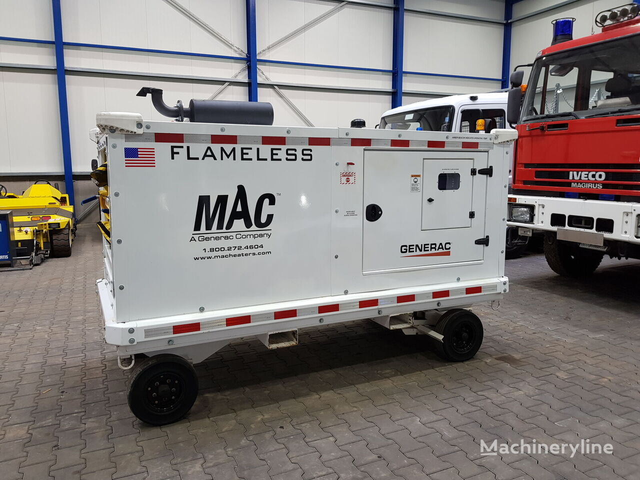 ISUZU GENERAC MAC400FHC otra maquinaria de aeropuerto