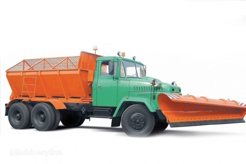 KRAZ 65053-MDKZ-30 quitanieves