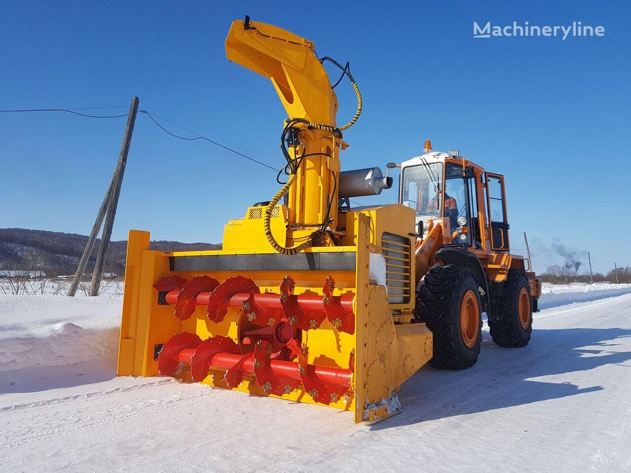 DEM 133 soplador de nieve nuevo