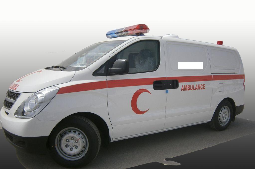 HYUNDAI H1 Petrol ambulancia nueva