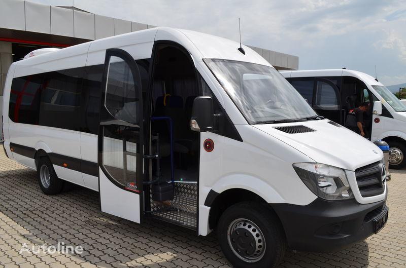 MERCEDES-BENZ SPRINTER 516 CDI - RAYAN SERBIA furgoneta de pasajeros nueva