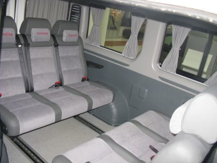 PEUGEOT Voher furgoneta de pasajeros nueva