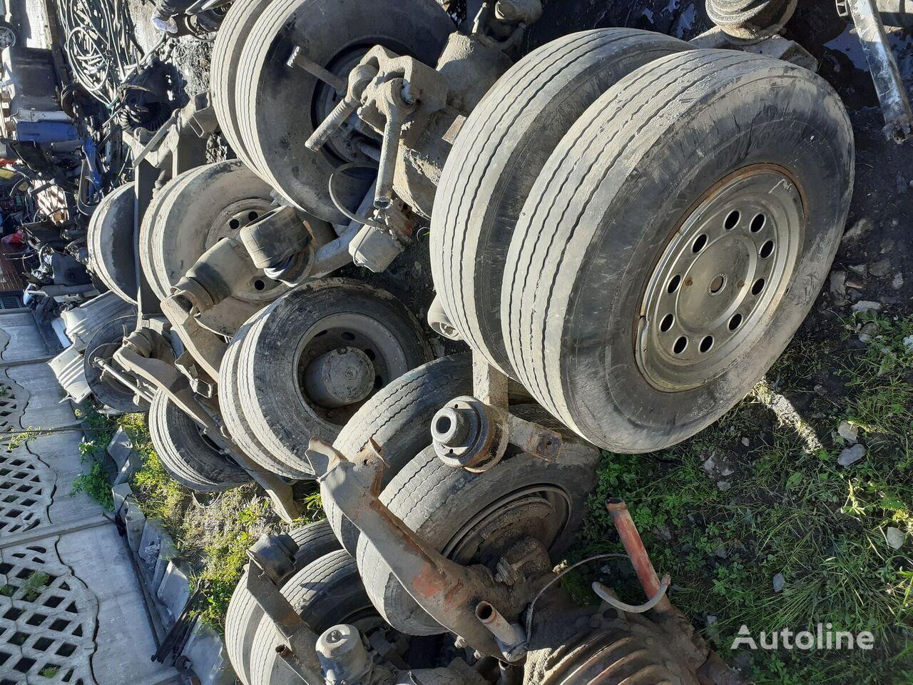 neumático para autobús