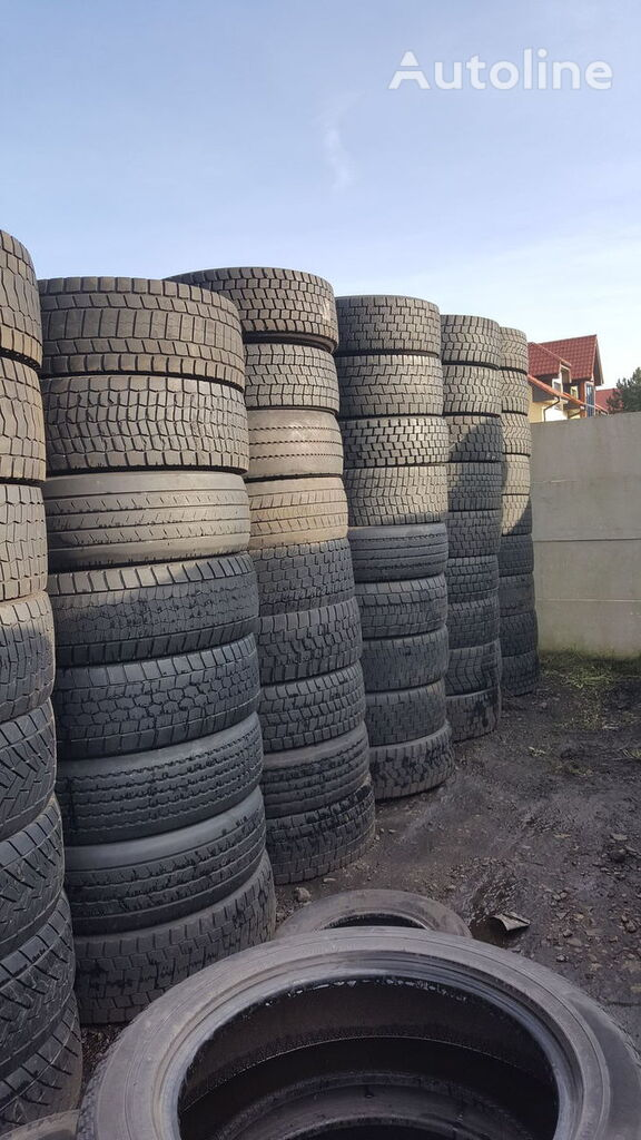 neumático para camion Bridgestone 295/60 R 22.50