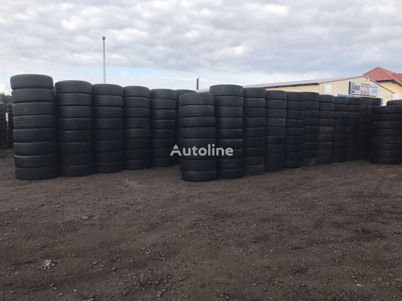 Continental 295/80 R 22.50 neumático para camion