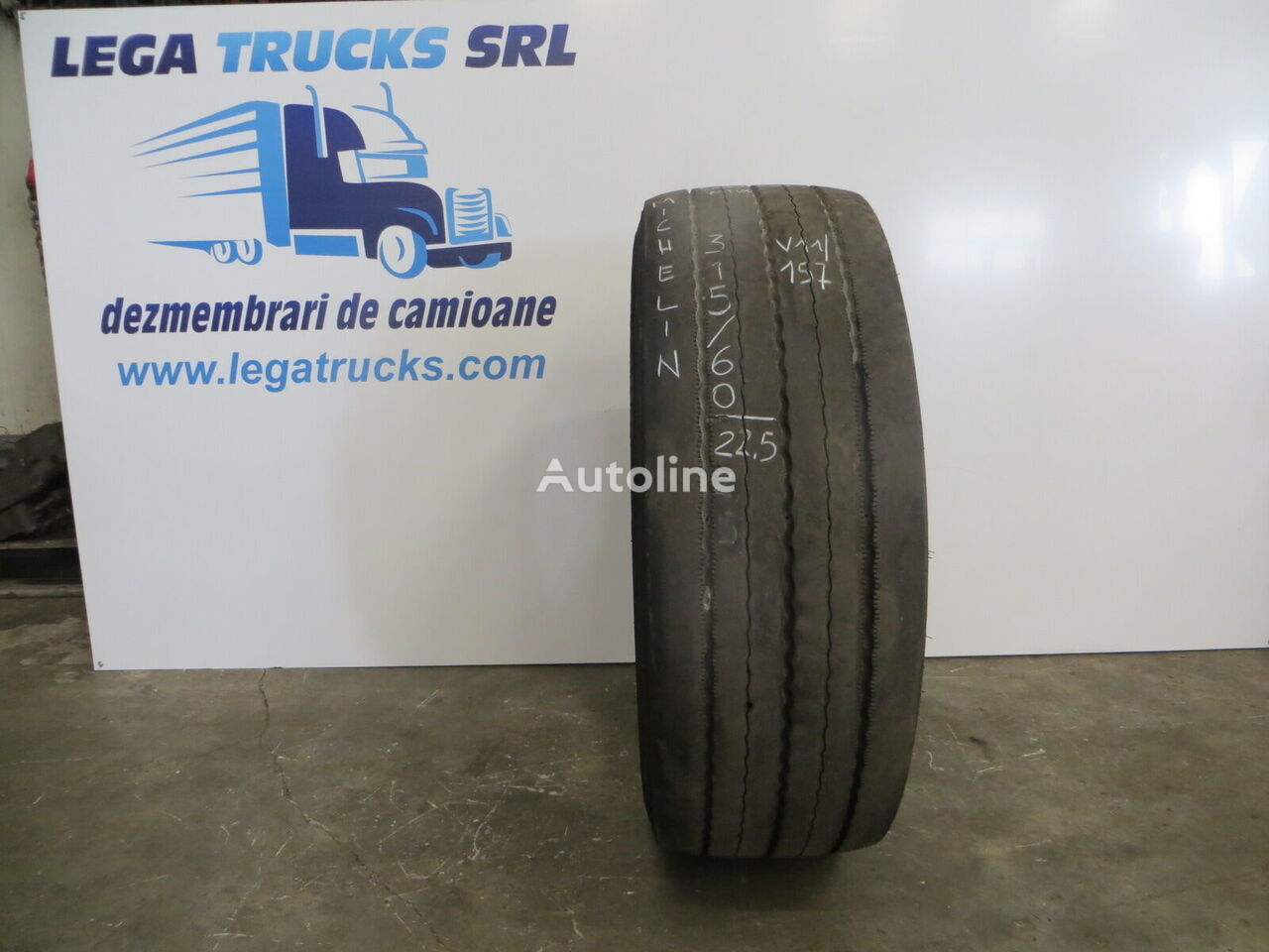 Michelin 315/60 R 22.50 neumático para camión