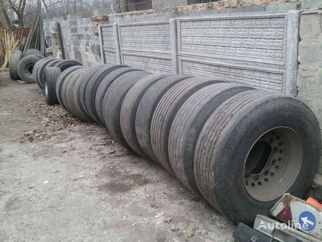Michelin Bridgestone, Dunlop, Sava  385/65 R 22.50 neumático para camion