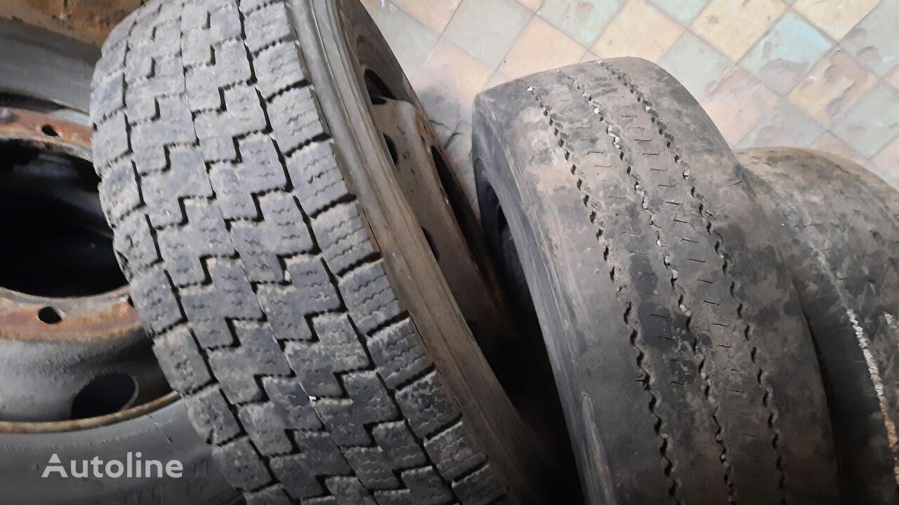 SCANIA neumático para camión