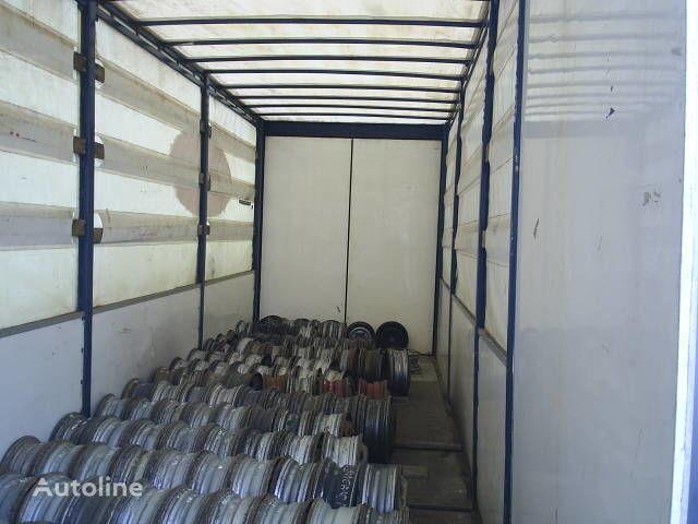 MAN 15.224 llanta de camión