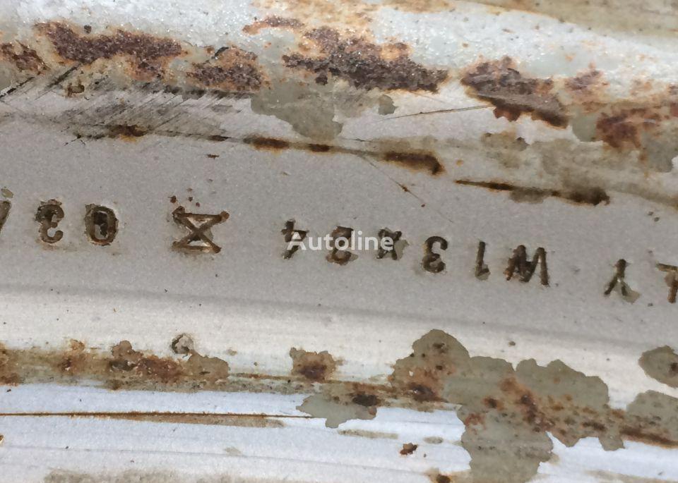 Super King Opona 405/70-24 , Felga 13x24 llanta de camión