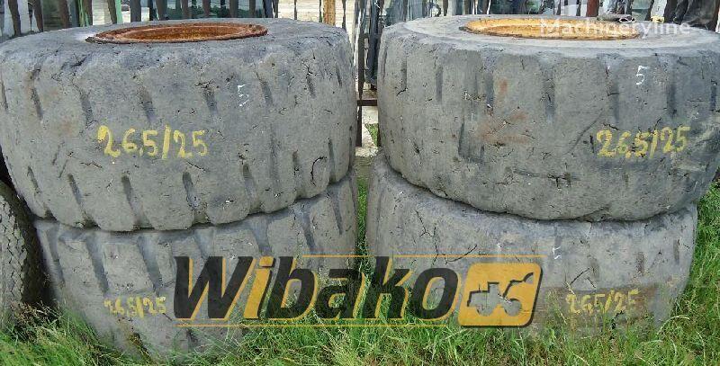 Bridgestone 26.5/25 neumático de cargador de rueda