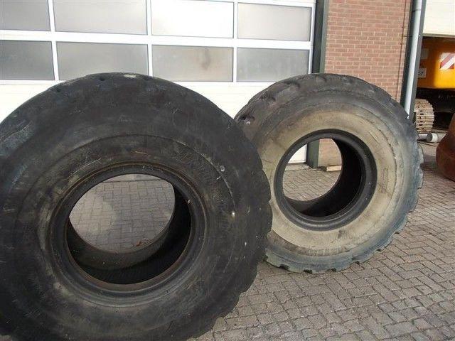 Bridgestone L5 23.50- 25.00 neumático de cargador de rueda
