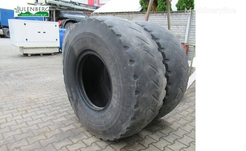 Michelin 20.50 R  25.00 neumático para cargadora de rueda