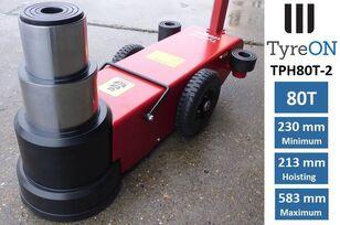 TyreOn TPH80T-2 |Air hydraulic truck jack | 80T neumático para maquinaria agrícola de arrastre nuevo