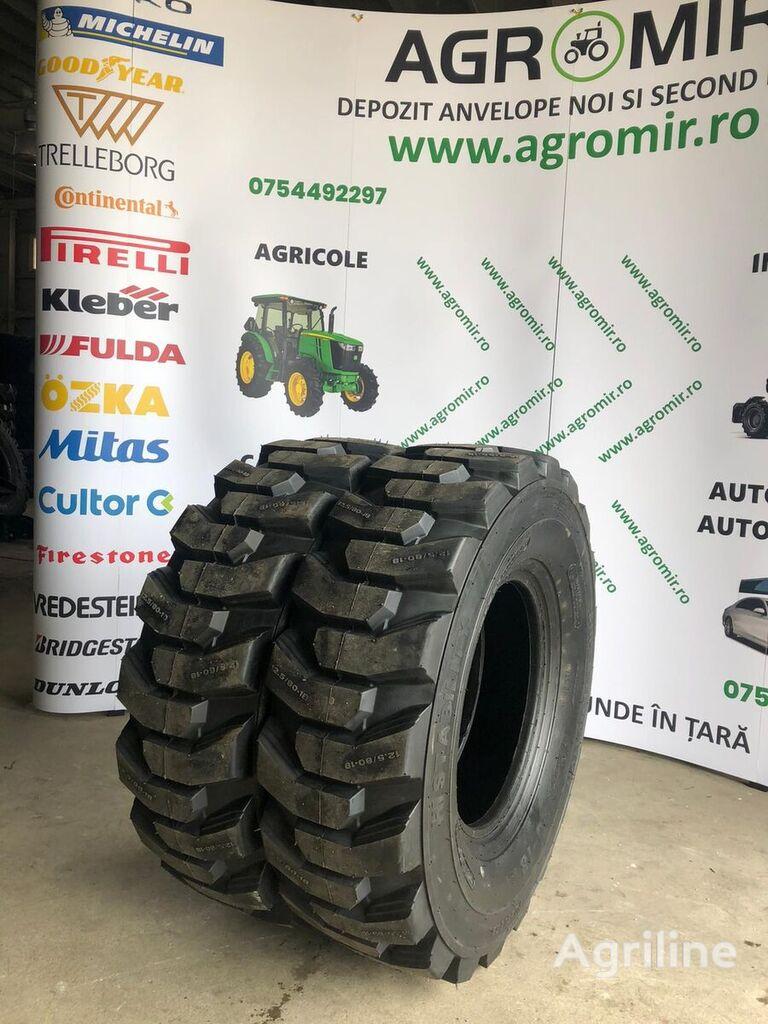 12.5/80-18 cauciucuri buldoexcavator JCB 3cx volvo cat neumático para tractor