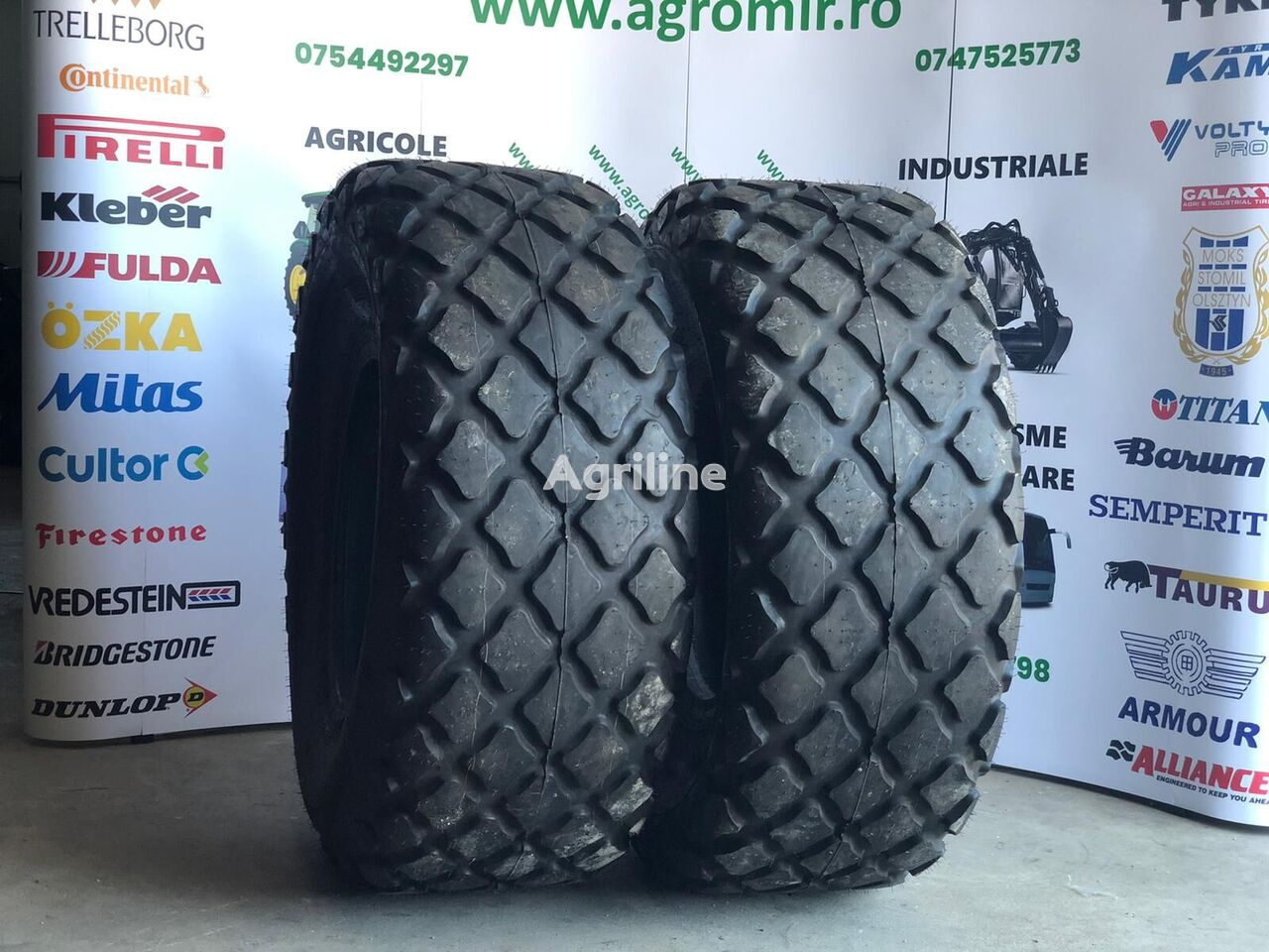 23.1-26 cauciucuri noi pt cilindru compactor bomag bw neumático para tractor nuevo