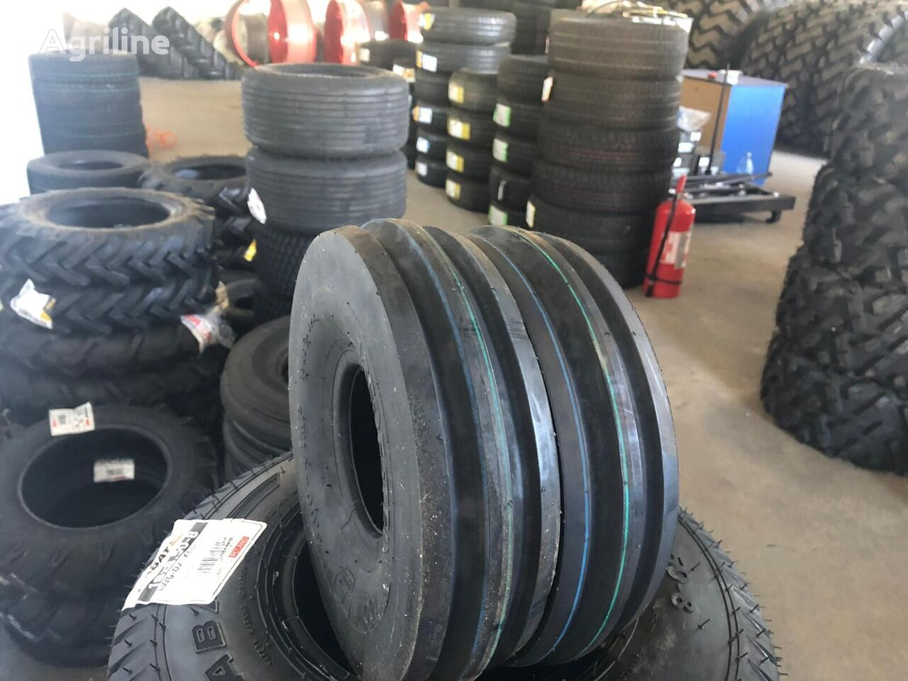 VREDESTEIN 3.00-4 cauciucuri noi vredestein neumático para tractor nuevo