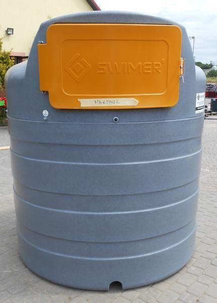 SWIMER Diesel-Tank/ Tank/ Zbiornik dwupłaszczowy 2500 l otra cisterna
