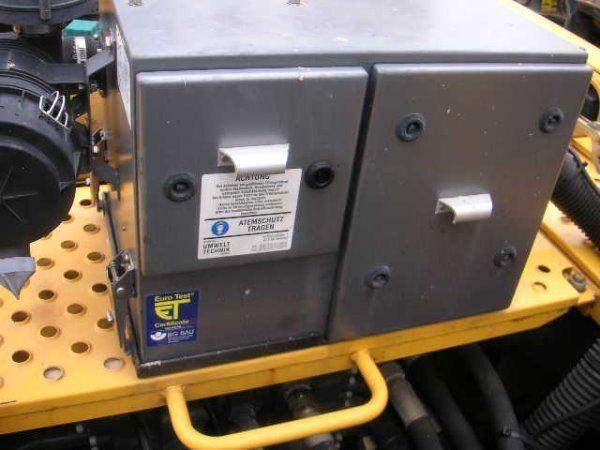 Onbekend Amberg (432)Schutzbelüft. / protective ventilation otros equipos