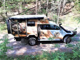 TOYOTA D.A.C.  pick-up camper