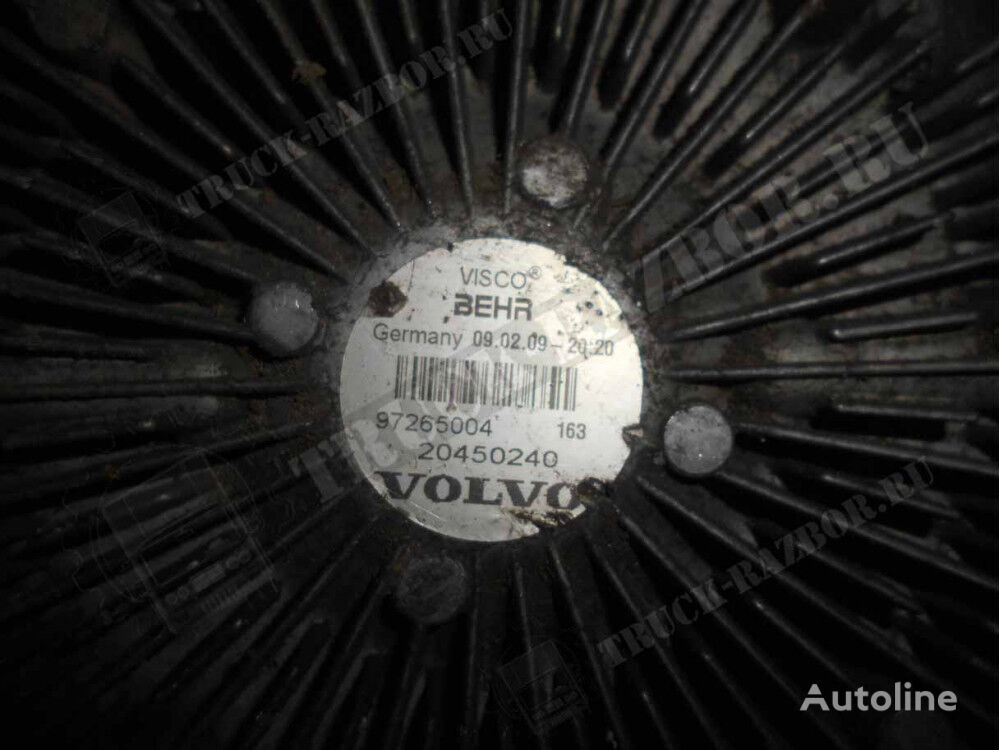 acoplamiento viscoso para tractora VOLVO