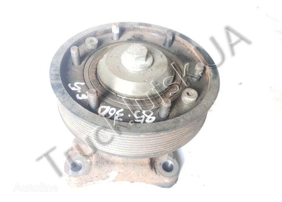 DAF 1650307 1831986 (1650307 1831986) acoplamiento viscoso para DAF  xf 105 cf 85  tractora