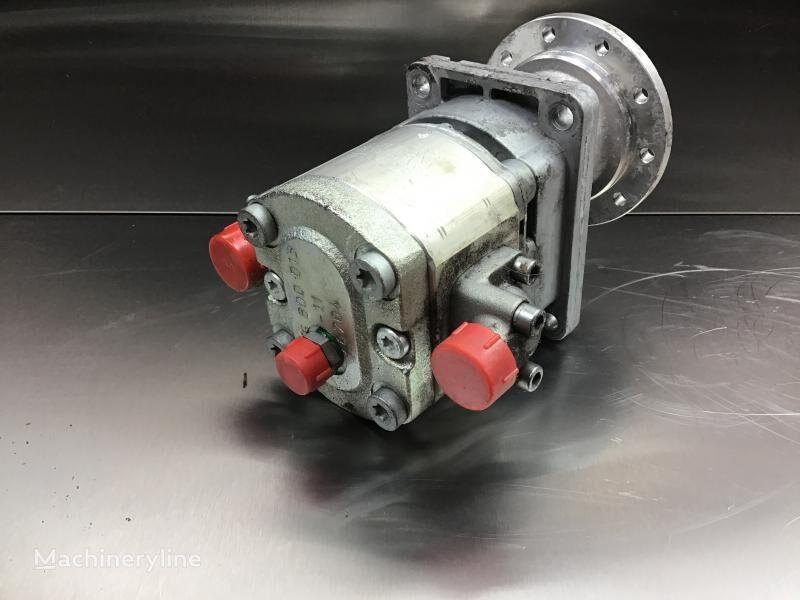 LIEBHERR Fan Motor (11068129) acoplamiento viscoso para LIEBHERR L524/L526/L528/L538/L542/L546 excavadora