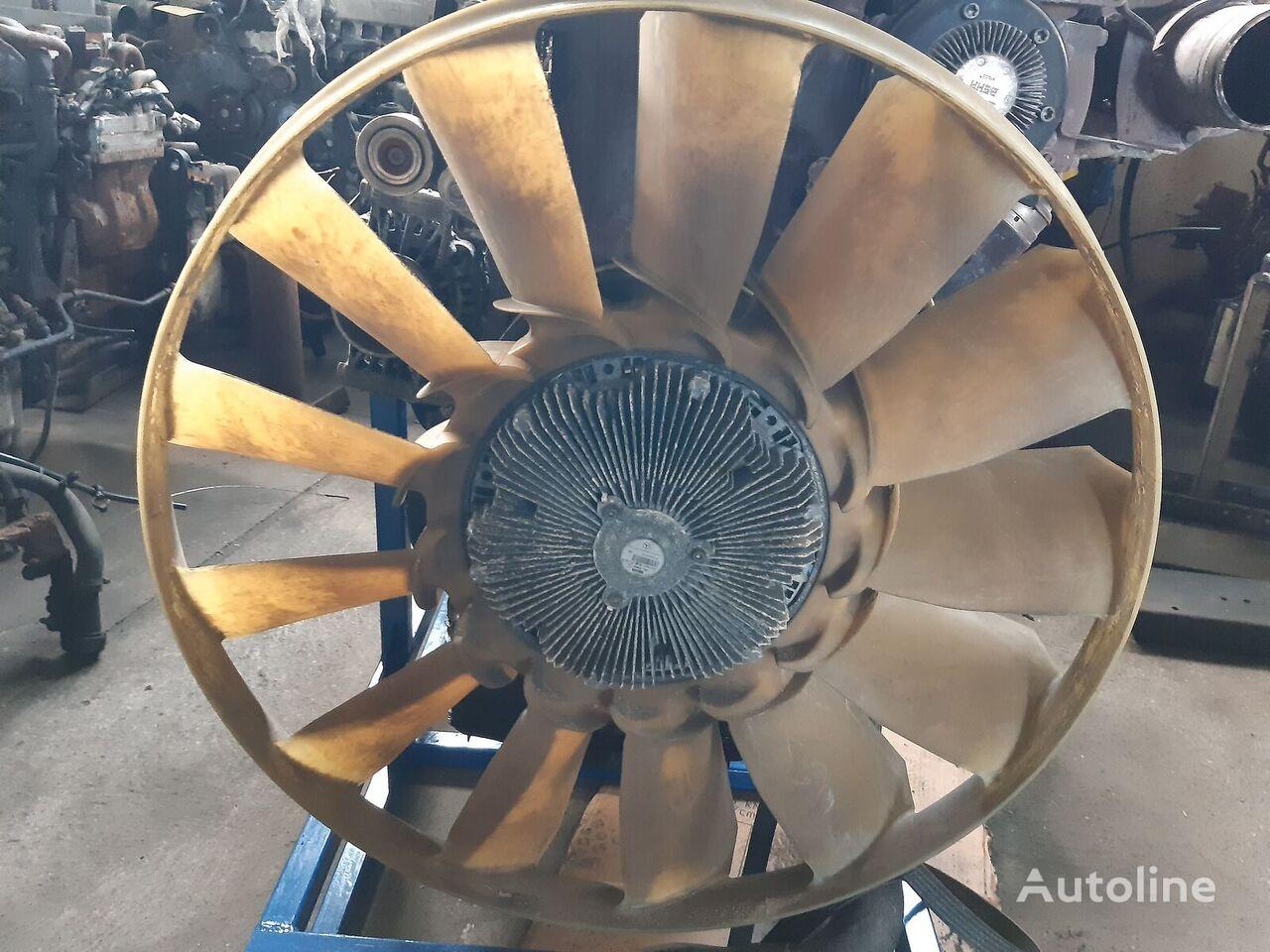 MERCEDES-BENZ (A4702000522) acoplamiento viscoso para tractora