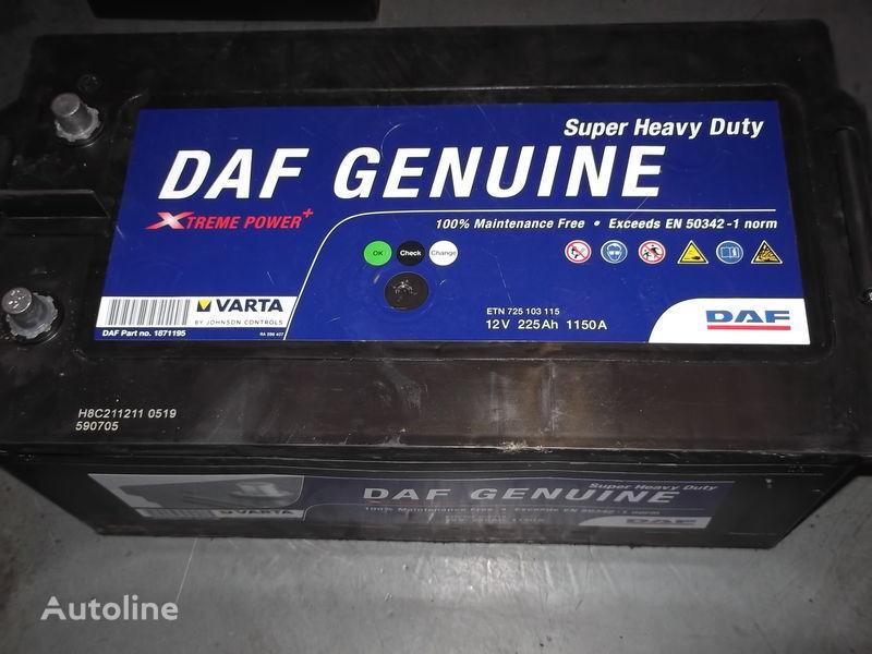 225Ah DAF XF 105  CF 85 acumulador para autobús nuevo