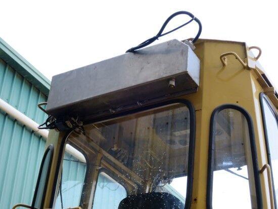 aire acondicionado para excavadora