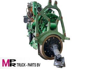 JOHN DEERE 6068HL490 (6068HL490) alternador para cosechadora de cereales siniestrado