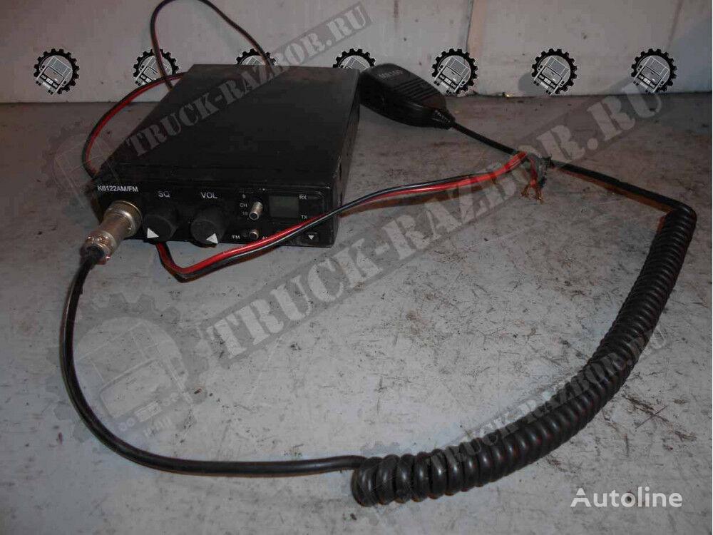 DAF (K6122) aparato de radio portátil para tractora