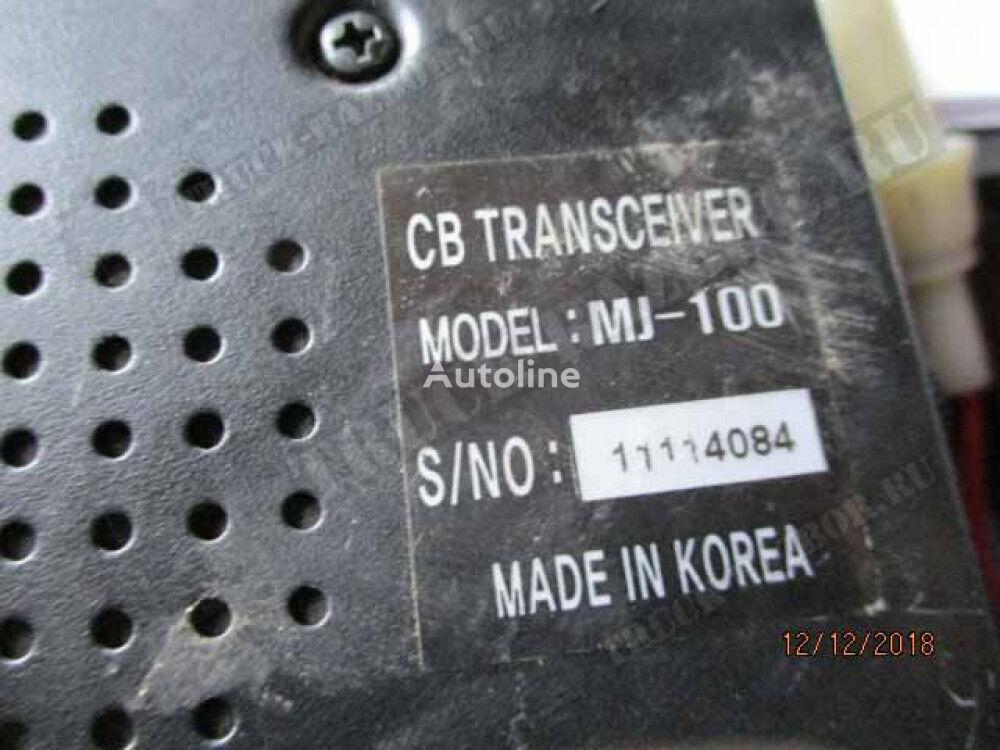 MJ (MJ-100) aparato de radio portátil para MERCEDES-BENZ tractora
