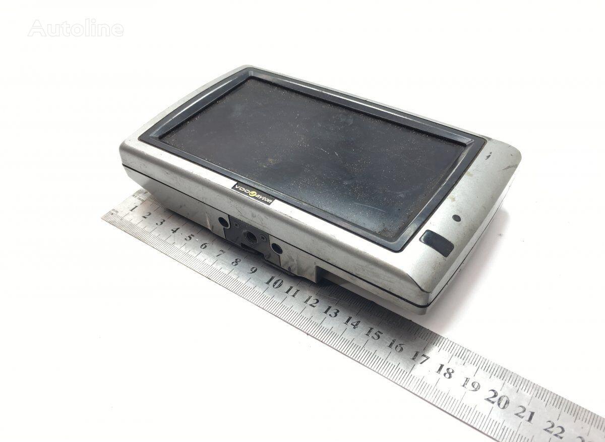 VDO Magiq HD131 Magnum (01.99-) (MM5000 MM5000/00) aparato de radio portátil para BOVA Magiq (1999-) autobús