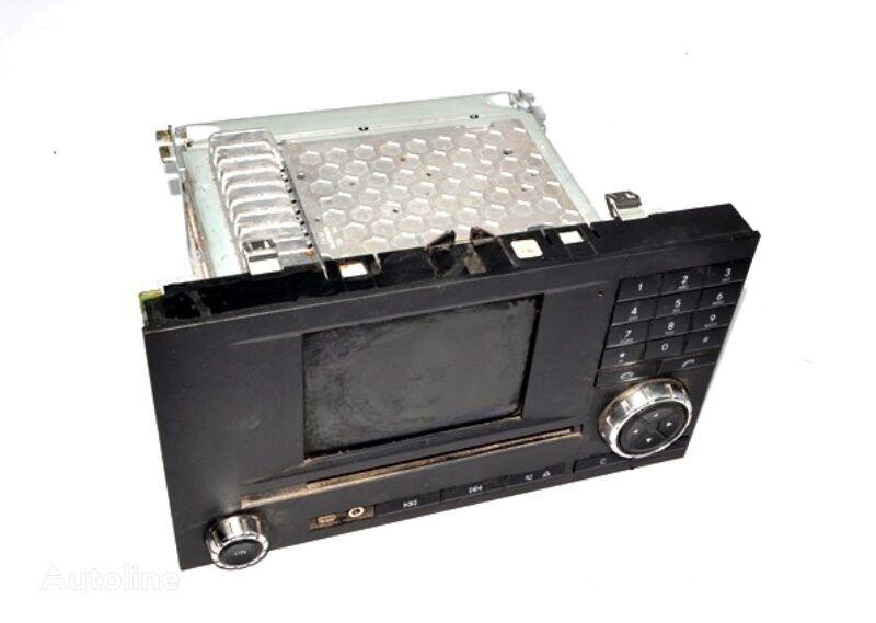 BOSCH Actros MP4 2546 (01.13-) aparato de radio portátil para MERCEDES-BENZ camión
