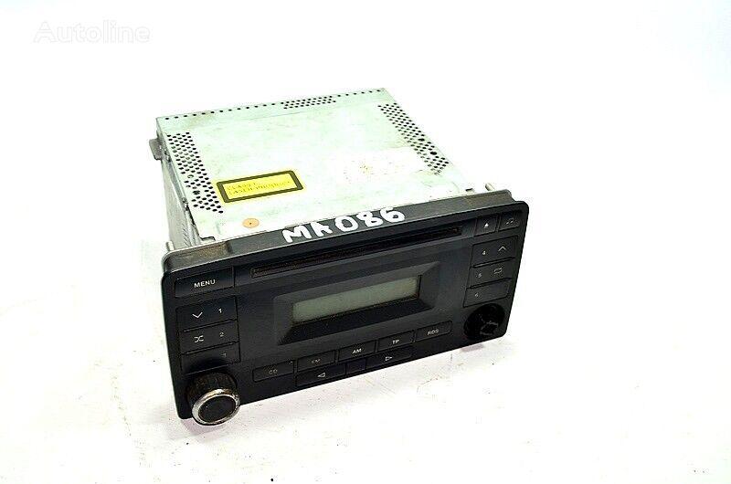 MAN TGA 41.390 (01.00-) aparato de radio portátil para MAN TGA (2000-2008) camión
